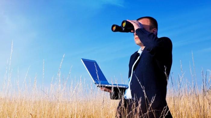 businessman-in-field